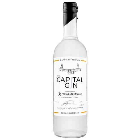 Capital Gin Small Batch WhiskyBrother