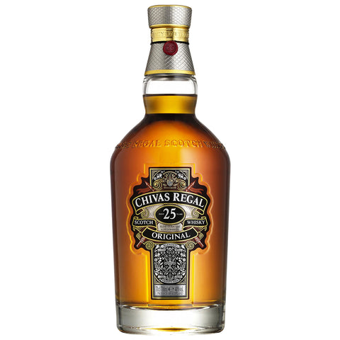 Chivas Regal 25yo Blended Scotch Whisky