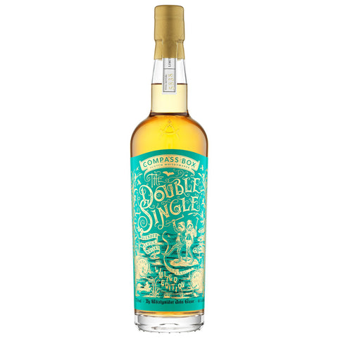 Compass Box Double Single Blended Malt Scotch Whisky