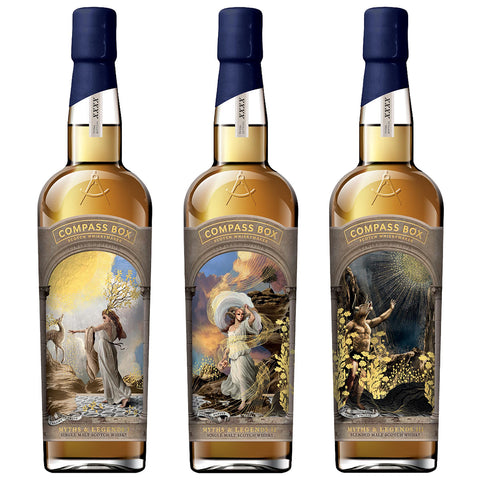 Compass Box Myths and Legends