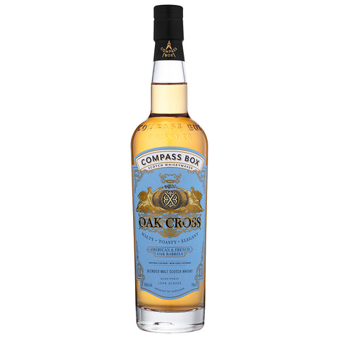 Compass Box Oak Cross Blended Malt Scotch Whisky