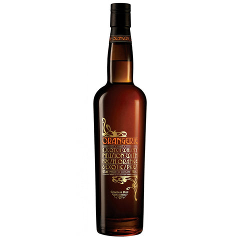 Compass Box Orangerie Whisky Liqueur