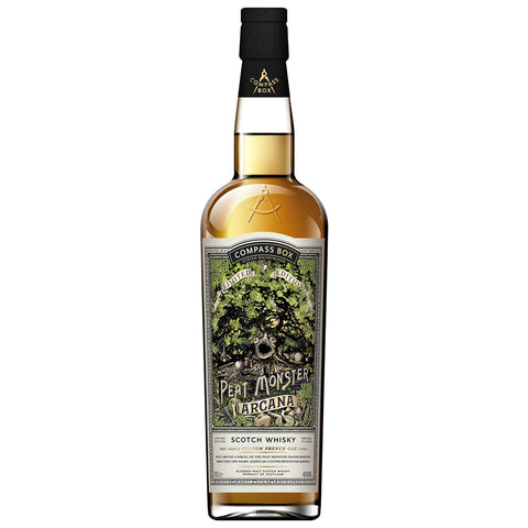 Compass Box Peat Monster Arcana Blended Malt Scotch Whisky