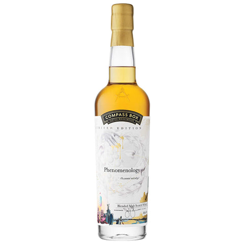 Compass Box Phenomenology Blended Malt Scotch Whisky