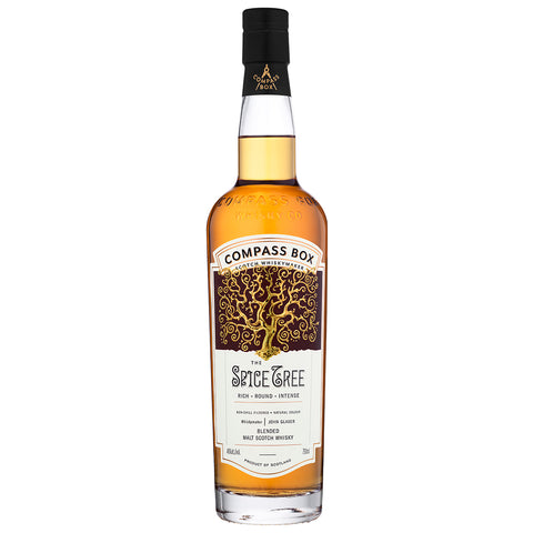 Compass Box Spice Tree Blended Malt Scotch Whisky