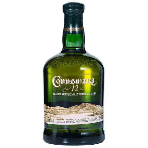 Connemara 12yo Irish Single Malt Whisky