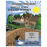 Cotswolds 3yo Boutiquey English Single Malt Whisky