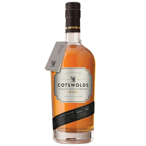 Cotswolds Single Malt English Whisky