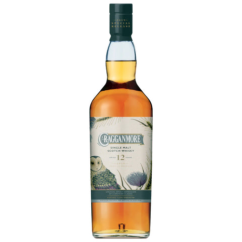 Cragganmore 12yo 2019 Release Speyside Single Malt Scotch Whisky
