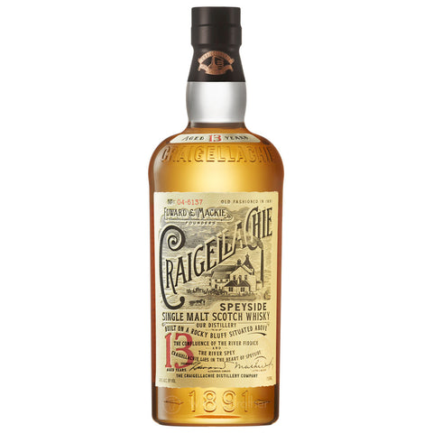 Craigellachie 13yo Speyside Single Malt Scotch Whisky