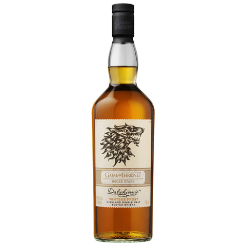 Dalwhinnie Game of Thrones Winter's Frost House Stark Single Malt Scotch Whisky
