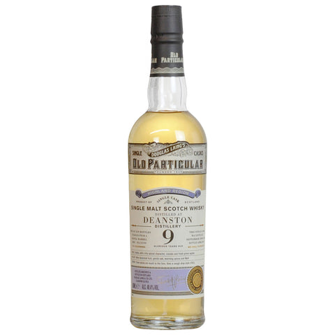 Deanston 9yo Old Particular Single Malt Scotch Whisky