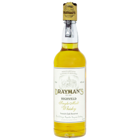 Drayman's French Oak Reserve Single Malt