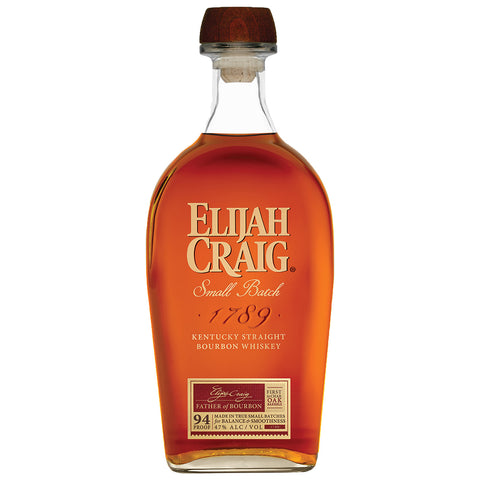 Elijah Craig Small Batch American Bourbon