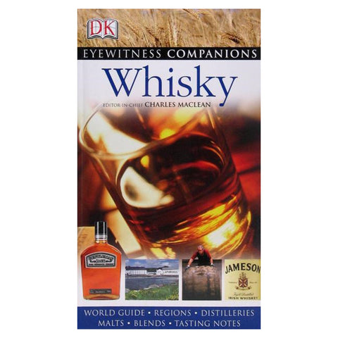 Eyewitness Companions Whisky