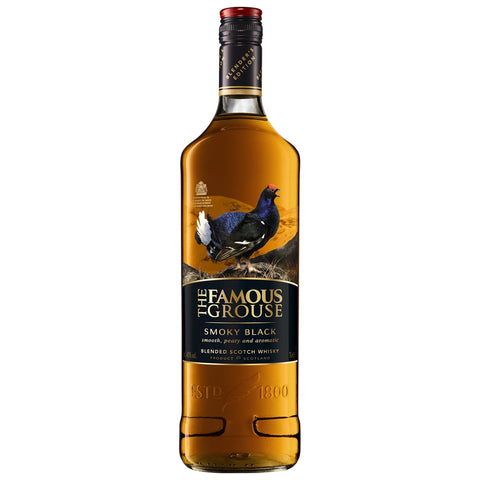 Famous Grouse Smoky Black Blended Scotch Whisky