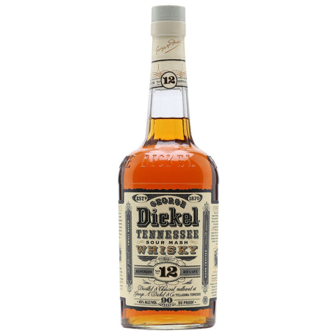 George Dickel No.12 American Tennessee Whiskey