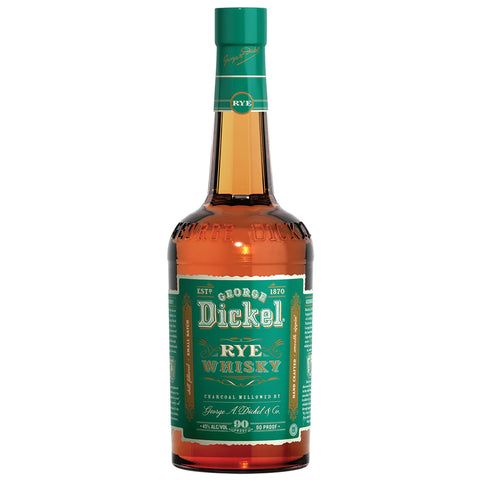George Dickel Rye American Tennessee Whiskey