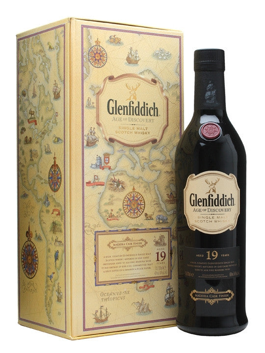 Glenfiddich Age Of Discovery 19yo