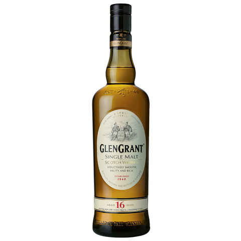 Glen Grant 16yo Speyside Single Malt Scotch Whisky