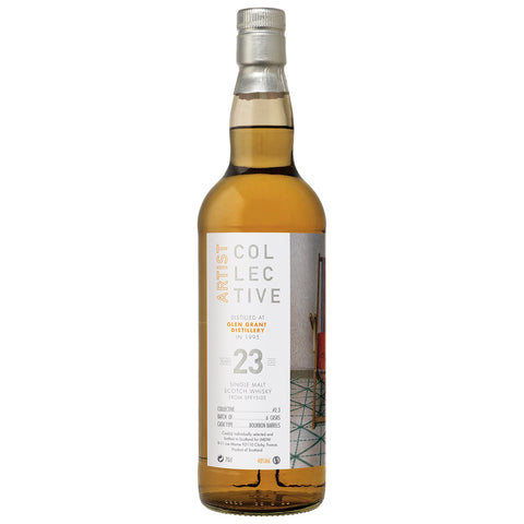 Glen Grant 23yo LMDW Speyside Single Malt Scotch Whisky