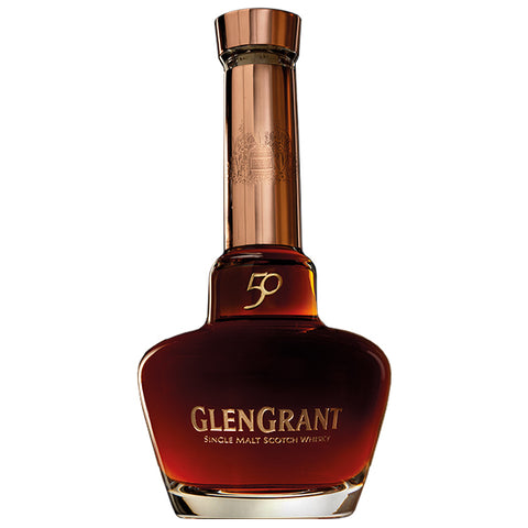 Glen Grant 50 Year Old Speyside Scotch Single Malt Whisky
