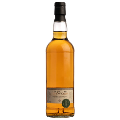 Glen Keith 23yo Adelphi Speyside Single Malt Scotch Whisky