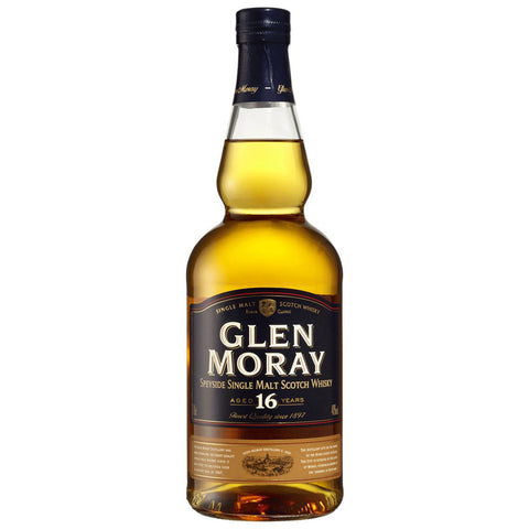Glen Moray 16yo Speyside Single Malt Scotch Whisky