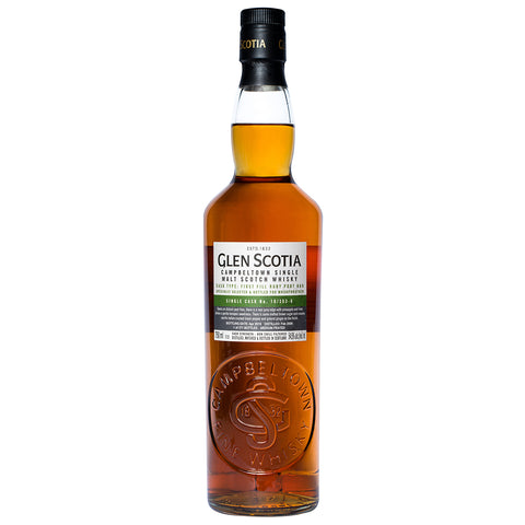 Glen Scotia 11yo Single Cask Campbeltown Scotch Single Malt Whisky