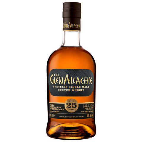 GlenAllachie 25yo Speyside Single Malt Scotch Whisky