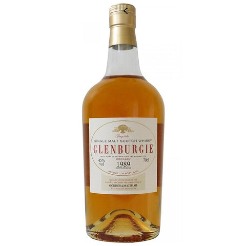 Glenburgie 27yo Gordon & Macphail Speyside Single Malt Scotch Whisky