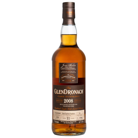 GlenDronach 11 Year Old 2008 WhiskyBrother Single Cask