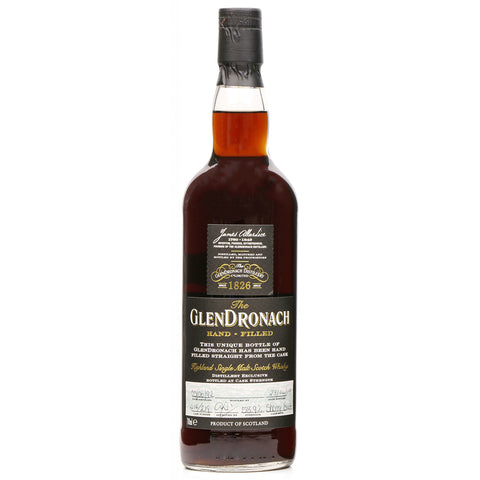 GlenDronach 25yo Hand-Filled Highland Single Malt Scotch Whisky