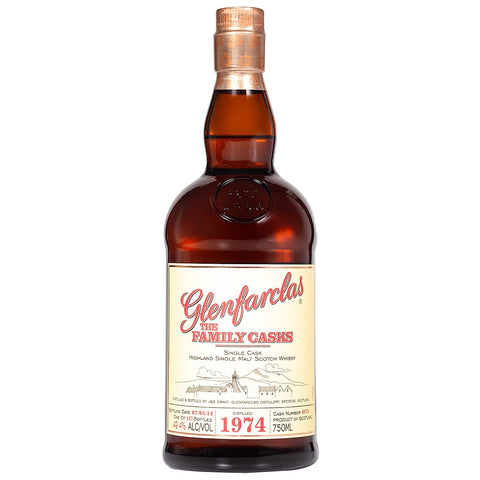 Glenfarclas Family Casks 1974 Speyside Scotch Single Malt Whisky
