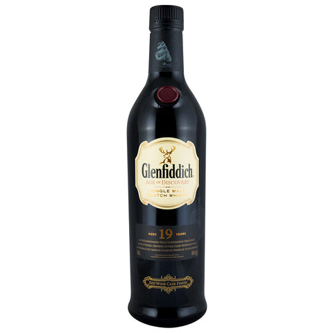 Glenfiddich 19yo Age of Discovery Red Wine Cask Speyside Single Malt Scotch Whisky