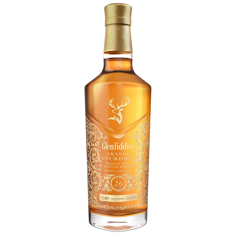 Glenfiddich 26yo Grande Couronne Speyside Single Malt Scotch Whisky