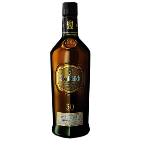 Glenfiddich 30yo Speyside Single Malt Scotch Whisky