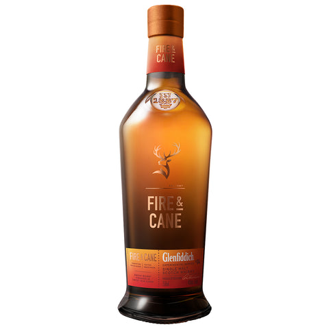 Glenfiddich Fire and Cane Experimental Series #4 Speyside Single Malt Scotch Whisky