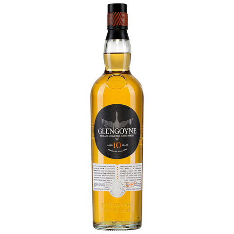 Glengoyne 10yo Highlands Single Malt Scotch Whisky