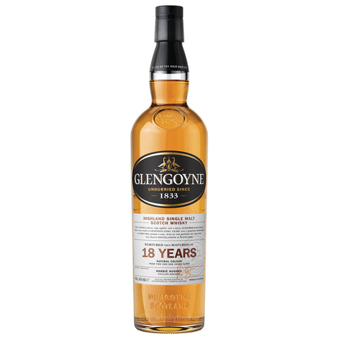 Glengoyne 18yo Highland Single Malt Scotch Whisky