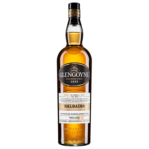 Glengoyne Balbaina Highland Single Malt Scotch Whisky