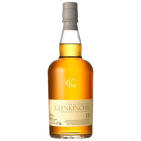 Glenkinchie 12yo Lowland Scotch Single Malt Whisky