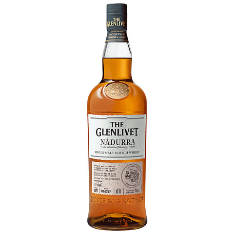Glenlivet Nadurra Oloroso Speyside Single Malt Scotch Whisky