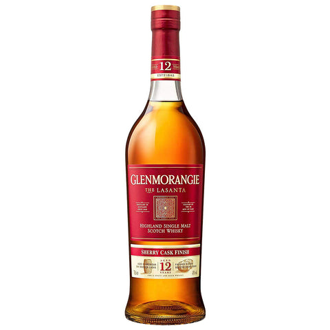 Glenmorangie 12yo Lasanta Highland Single Malt Scotch Whisky