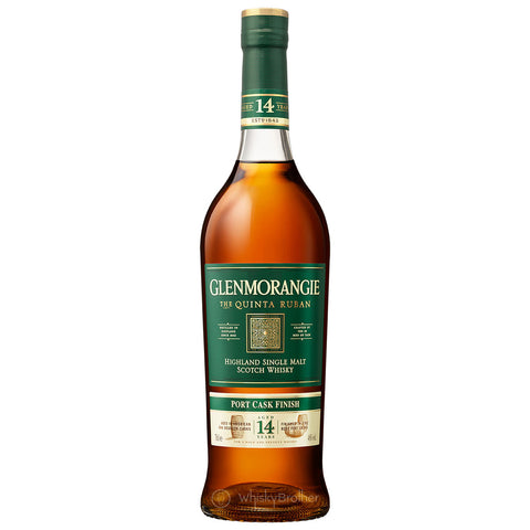 Glenmorangie 14 Year Old Quinta Ruban Highland Single Malt Scotch Whisky