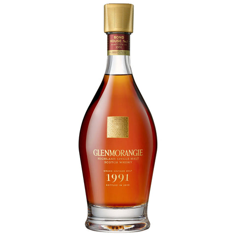 Glenmorangie Grand Vintage 1991 Highlands Single Malt Scotch Whisky