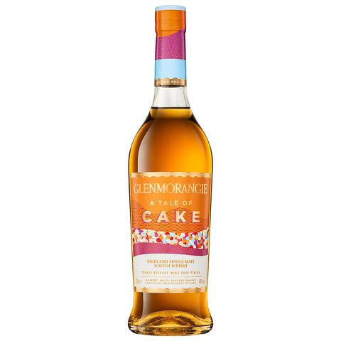 Glenmorangie A Tale Of Cake Highland Single Malt Scotch Whisky