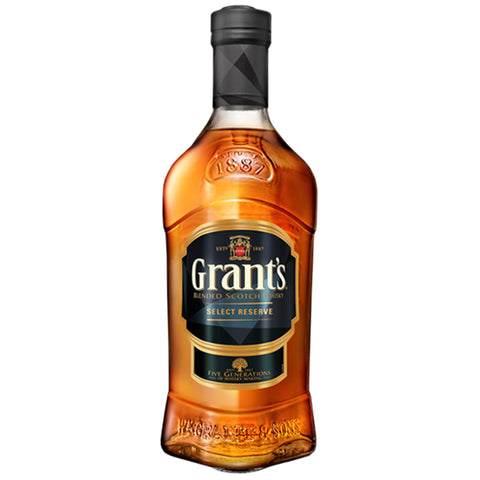 Grant's Select Reserve Blended Scotch Whisky