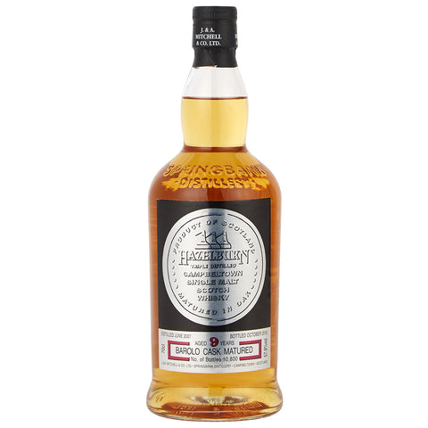 Hazelburn 9yo Campbeltown Single Malt Scotch Whisky