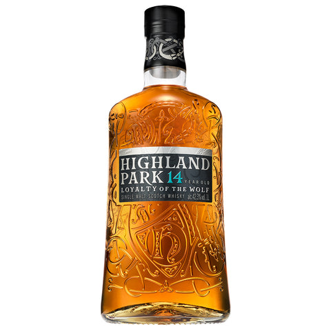 Highland Park Spirit 14yo Loyalty of the Wolf Islands Scotch Single Malt Whisky